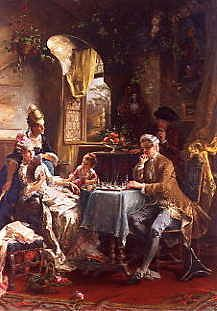 "Photo of ""THE GAME OF CHESS"" by KARL HERPFER"