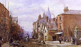 "Photo of ""A VIEW OF CHESTER"" by LOUISE RAYNER"