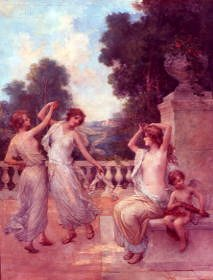 "Photo of ""FAIR MAIDENS DANCING"" by FRANCOIS LAFON"