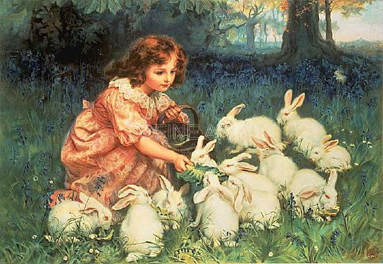 "Photo of ""ALICE IN WONDERLAND"" by FREDERICK MORGAN"