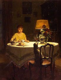 "Photo of ""A TEA-TIME COMPANION"" by MARCEL RIEDER"